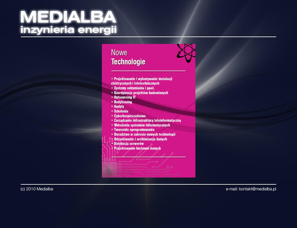 Medialba - przyjazna informatyka,szkolenia,reklama
